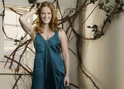 women, Rebecca Mader - random desktop wallpaper