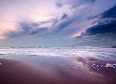 clouds, landscapes, nature, skyscapes, land, beaches - related desktop wallpaper