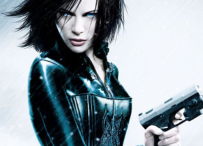 Kate Beckinsale, Underworld - related desktop wallpaper