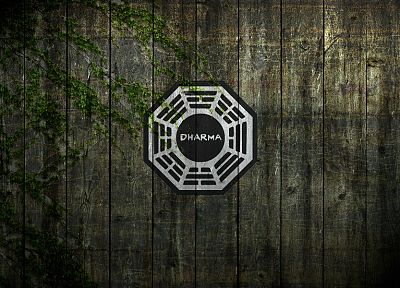 Lost (TV Series), Dharma - random desktop wallpaper