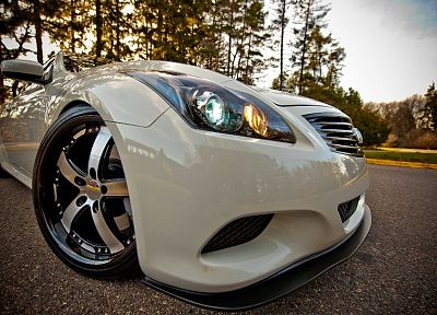 cars, Infiniti G37 - random desktop wallpaper