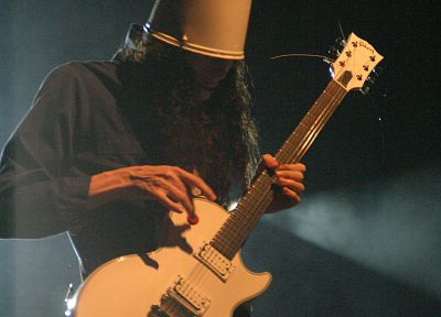 Buckethead - desktop wallpaper