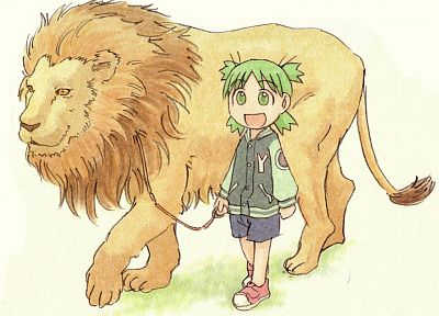 Yotsuba, Yotsubato - related desktop wallpaper