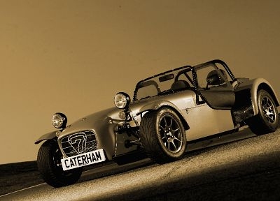 Caterham - desktop wallpaper