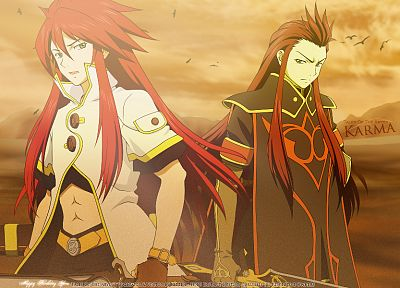 Tales of the Abyss - random desktop wallpaper