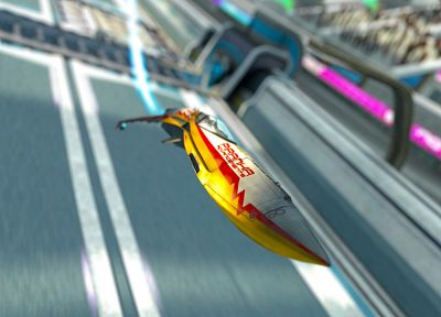 Wipeout - desktop wallpaper