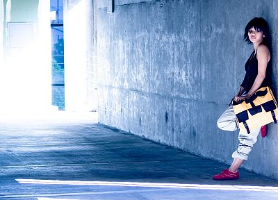 cosplay, Mirrors Edge - related desktop wallpaper