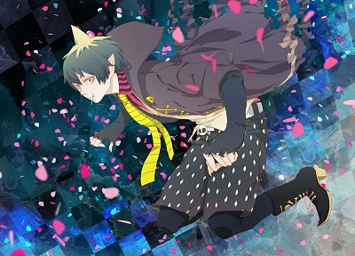 anime, anime boys, Ao no Exorcist, Amaimon - desktop wallpaper