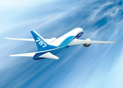 aircraft, airliners, Boeing 787 Dreamliner - related desktop wallpaper