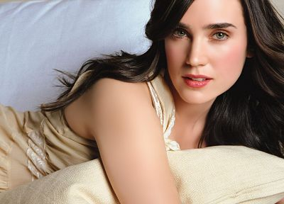 women, actress, celebrity, Jennifer Connelly - random desktop wallpaper