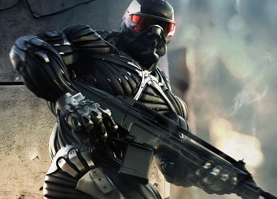 video games, Crysis 2, 3D - random desktop wallpaper