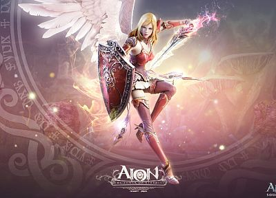 Aion - random desktop wallpaper