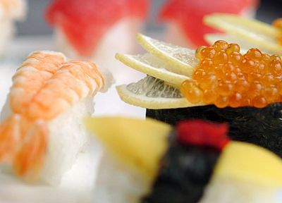 food, sushi - related desktop wallpaper