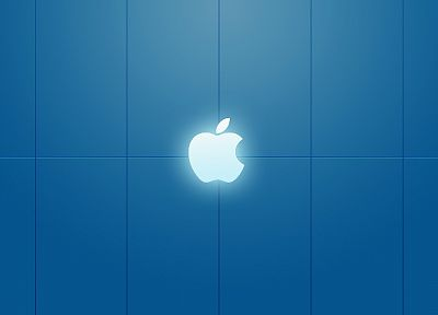 Apple Inc., Mac, logos - random desktop wallpaper