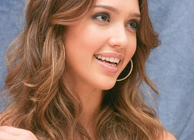 women, Jessica Alba, actress - desktop wallpaper