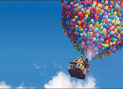 Pixar, Up (movie) - desktop wallpaper