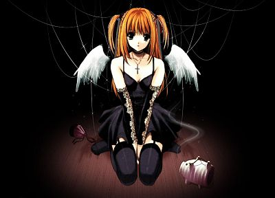 Death Note, Amane Misa - related desktop wallpaper