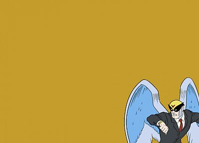 Harvey Birdman - desktop wallpaper