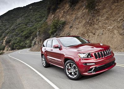 cars, Jeep Grand Cherokee - desktop wallpaper