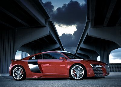 cars, Audi, vehicles, Audi R8, sports cars, V12 TDI - related desktop wallpaper