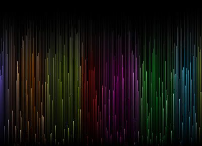 rainbows - random desktop wallpaper