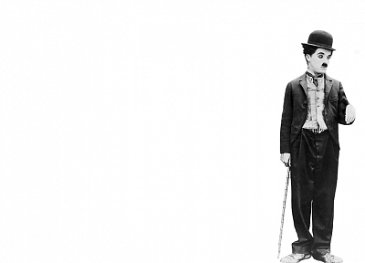 Charlie Chaplin - desktop wallpaper