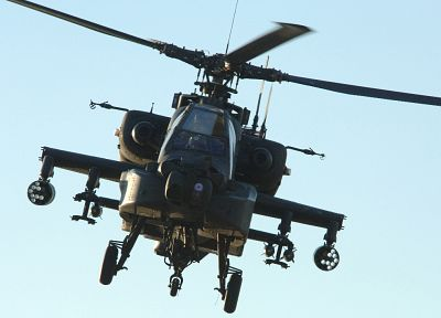 war, army, apache, military, helicopters, vehicles, AH-64 Apache - desktop wallpaper