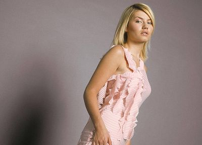 blondes, women, Elisha Cuthbert, actress - random desktop wallpaper
