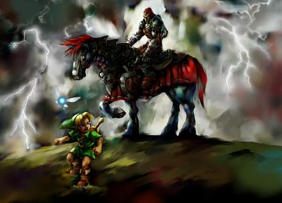 The Legend of Zelda - related desktop wallpaper