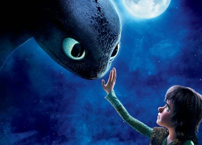 How to Train Your Dragon - related desktop wallpaper