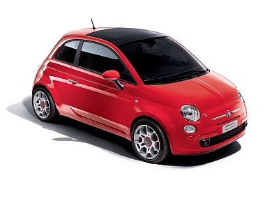 cars, Fiat 500 - random desktop wallpaper