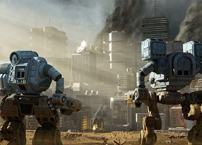 video games, MechWarrior, BattleTech - random desktop wallpaper