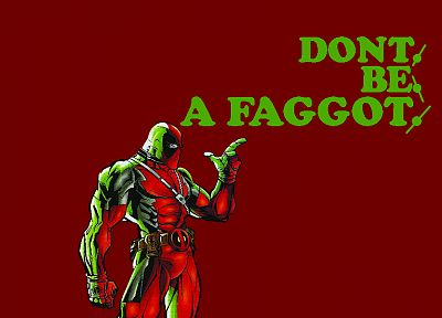 funny, Deadpool Wade Wilson - desktop wallpaper