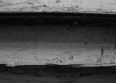 wood, decay, grayscale - random desktop wallpaper