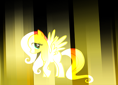 My Little Pony, Fluttershy - desktop wallpaper