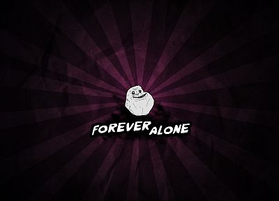 meme, Reddit, forever alone, rageface - related desktop wallpaper