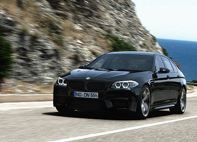 cars, BMW M5 - random desktop wallpaper