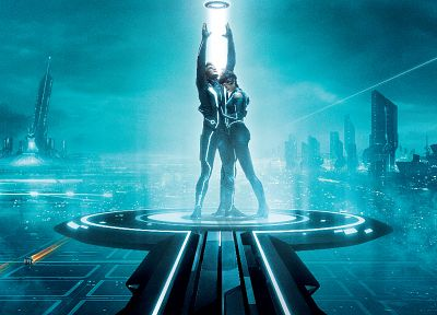 Tron Legacy, movie posters, posters - desktop wallpaper
