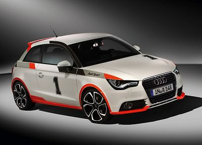 cars, Audi A1 - random desktop wallpaper
