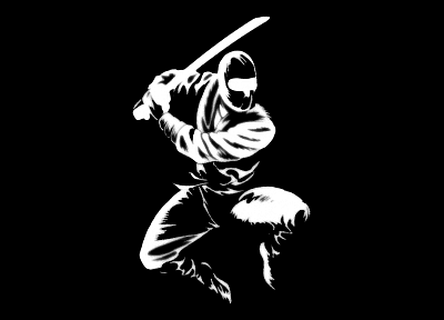 ninjas - random desktop wallpaper
