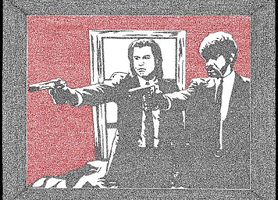 Pulp Fiction - random desktop wallpaper