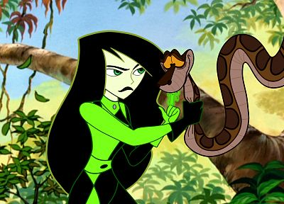Disney Company, Kim Possible, The Jungle Book - random desktop wallpaper