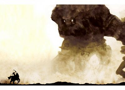 Shadow of the Colossus - related desktop wallpaper