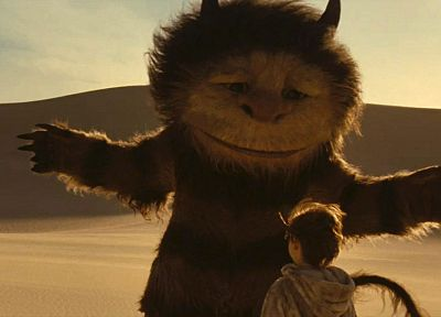 movies, Where the Wild Things Are - desktop wallpaper
