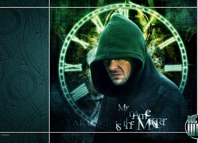 The Master, Doctor Who, John Simm - desktop wallpaper