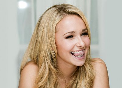 blondes, women, actress, Hayden Panettiere, celebrity - duplicate desktop wallpaper