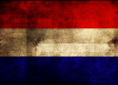 flags, Holland - desktop wallpaper