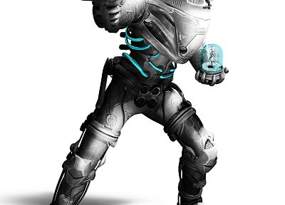 video games, Batman Arkham City, Mr. Freeze - random desktop wallpaper