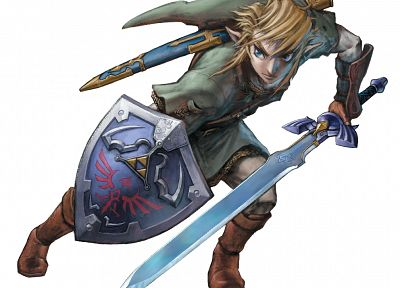 Link, The Legend of Zelda - related desktop wallpaper