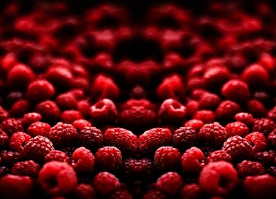 fruits, raspberries - random desktop wallpaper